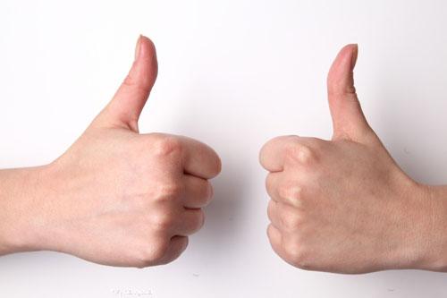 社交基本手势礼仪 各种手势含义大全