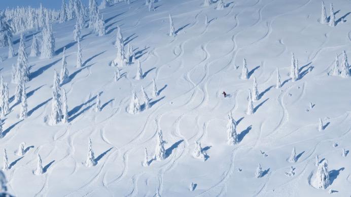 怀特菲什的雪山PPT图片素材免费下载