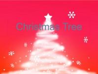圣诞树通用PPT模板