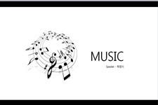 乐谱乐理音乐教育PPT模板