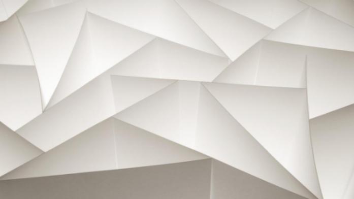 多边形几何图形PPT背景素材