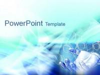 智能电子科技PPT模板