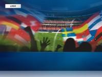 足球世界杯ppt背景