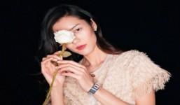 刘雯日常生活照一览 第一个登上维密的亚洲模特