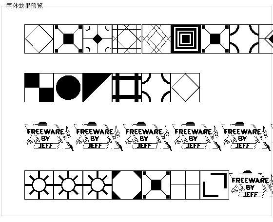 Flortilep字体