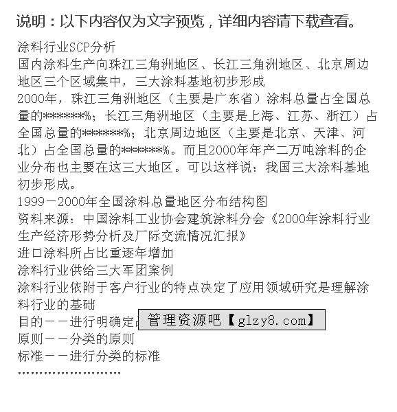XX集团战略中期报告草案版