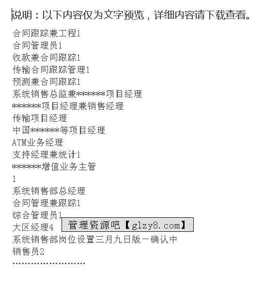 XX通信集团有限公司组织架构方案PPT