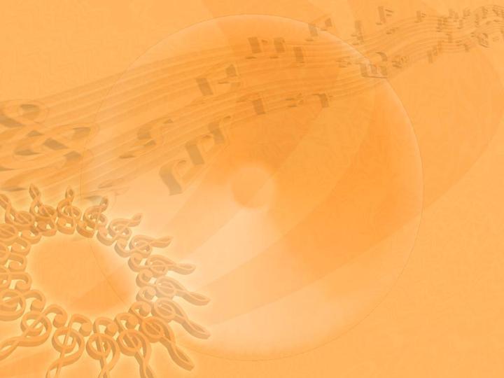 金色音符经典音乐ppt模板免费下载