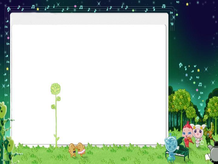 儿童卡通ppt模板下载