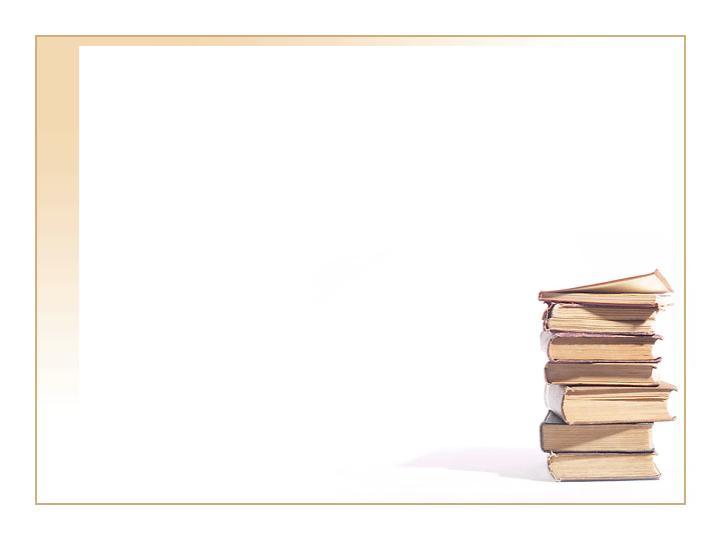 一堆堆砌的书籍背景图片ppt模板