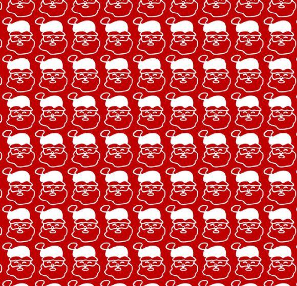 圣诞老人头像ppt背景图片