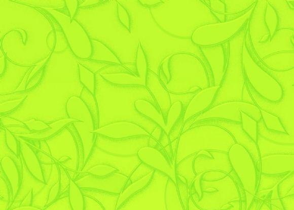 浅绿色ppt背景花纹图片