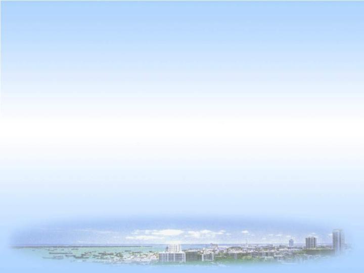 城市风景PPT模板下载