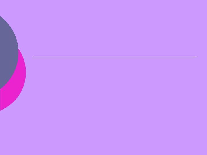 双半圆边框淡紫色背景风格图案ppt模板