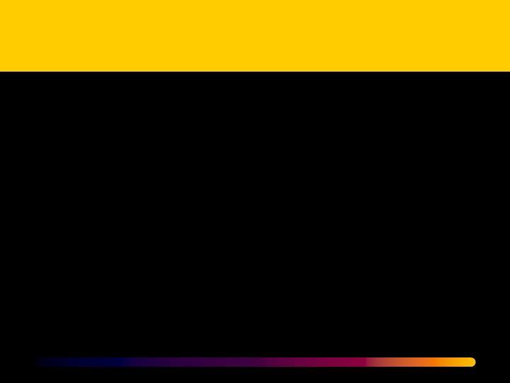 黑色黄边框风格图案ppt模板