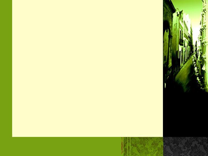 都市丛林风景PPT模板